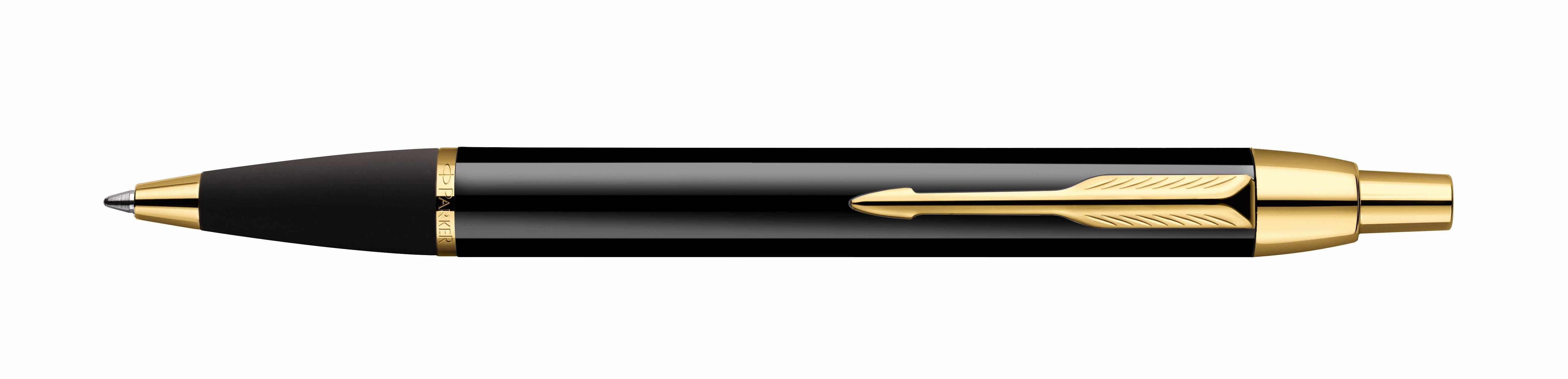Black GT Ball Point Pen_215-----
