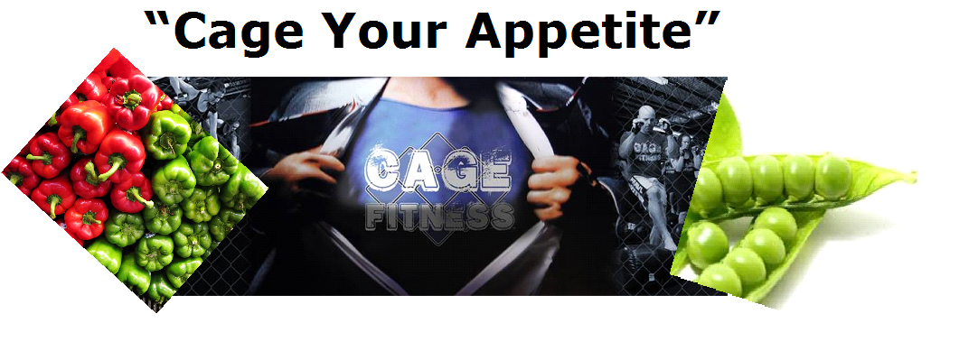 Cage Your Appetite